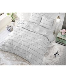 Sleeptime Elegance Goedkope dekbedovertrekken Wit