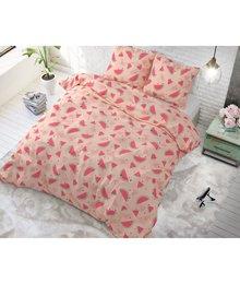 Sleeptime Elegance Katoen dekbedovertrek ''sweet watermelon''