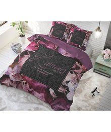 Dreamhouse Bedding dekbedovertrek ''amour'' paars