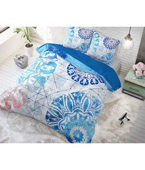 Dreamhouse Bedding dekbedovertrek ''Narco'' blauw lits jumeaux