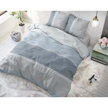 Sleeptime Elegance Dekbedovertrek ''Ombre'' blauw