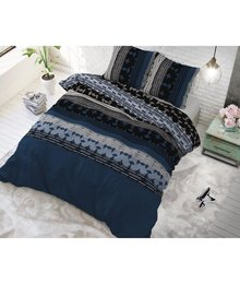 Sleeptime Elegance Dekbedovertrek '' Scandanavian'' groen