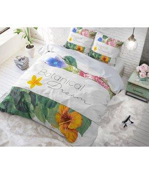 Dreamhouse Bedding dekbedovertrek ''botanical dreams'' multikleur lits jumeaux