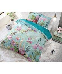 """Dreamhouse Bedding katoenen dekbedovertrek ''birds & blossom"""""""