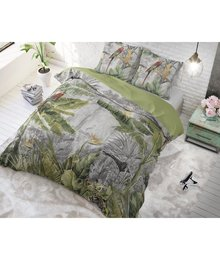 Dreamhouse Bedding Katoenen dekbedovertrek ''Jungle by Night''