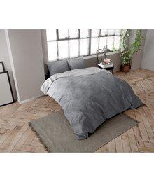 Dreamhouse Bedding dekbedovertrek flanel ''Jason'' knitwork