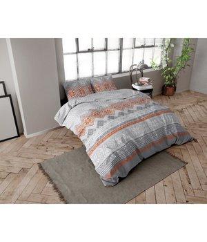Dreamhouse Bedding dekbedovertrek flanellen ''Olav'' knitwork