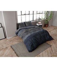 Dreamhouse Bedding dekbedovertrek flanel ''gebreide look''