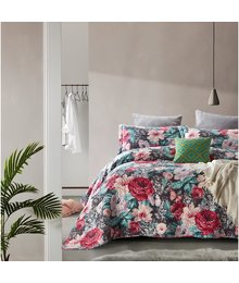 Dreamhouse Bedding Luxe bedsprei ''Garden Rose''