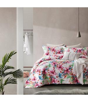 Dreamhouse Bedding Luxe bedsprei ''Flower Bomb''