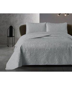 Dreamhouse Bedding Luxe bedsprei ''Clara'' grijs