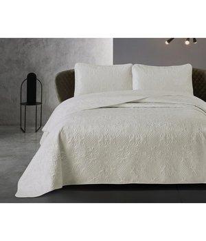 Dreamhouse Bedding Luxe bedsprei ''Clara'' creme
