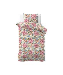Dreamhouse Bedding Katoen satijn dekbedovertrek ''Mystic Pink'' floral