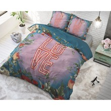 Dreamhouse Bedding dekbedovertrek '' Neon Love''