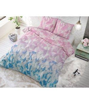 Sleeptime Elegance Katoen Dekbedovertrek ''Diamond'' pink