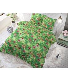 Sleeptime Elegance dekbedovertrek ''Dreamy Leopard'' groen