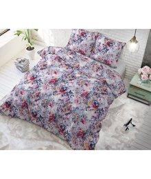 Sleeptime Elegance dekbedovertrek ''Starburst'' met bloemen