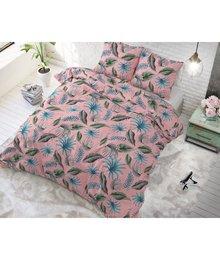Sleeptime Elegance Katoen dekbedovertrek 'nature'' roze