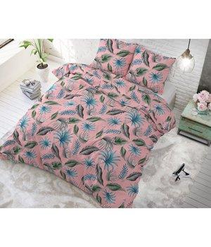 Sleeptime Elegance Katoen dekbedovertrek ''nature'' roze