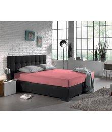 HomeCare Jersey Hoeslaken Roze