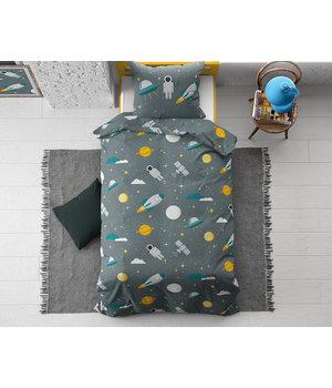 Dreamhouse Bedding Kids dekbedovertrek ''Space''