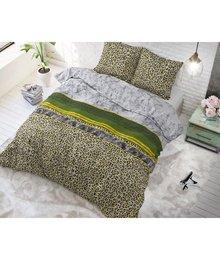 Sleeptime Elegance trendy panterprint dekbedovertrek