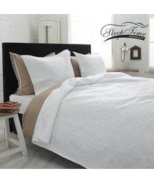 Sleeptime Elegance Luxe bedsprei wit