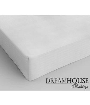 Dreamhouse Bedding Katoenen hoeslaken Wit