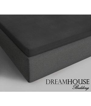 Dreamhouse Bedding Topper Katoenen Hoeslaken Antraciet