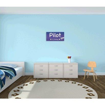 Airpart Art - Pilot in Training