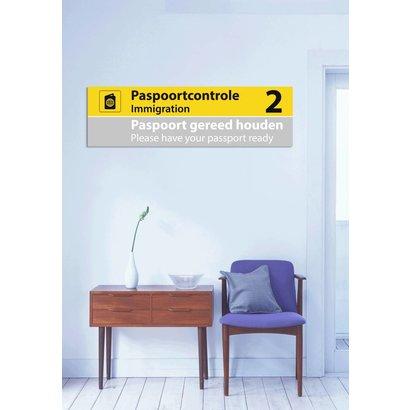 Airpart Art - Paspoort gereed houden