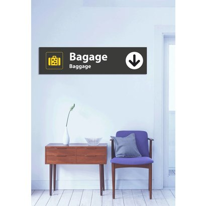 Airpart Art - Baggage