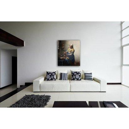 Airpart Art Collection - Melkmeisje Vermeer (brandglas)