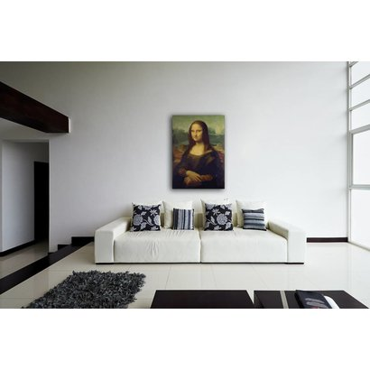Airpart Art Collection - Mona Lisa (geschetst)