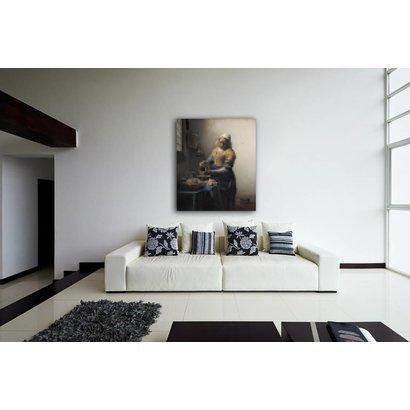 Airpart Art Collection - Melkmeisje Vermeer (Pixel)