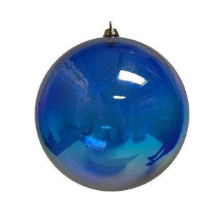 oliebal paars blauw ca 10cm rond