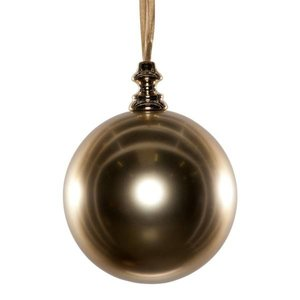 Marcel Wanders 6x kerstbal klein goud