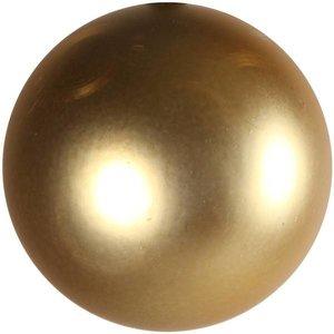 basis bal ca 10cm mat goud