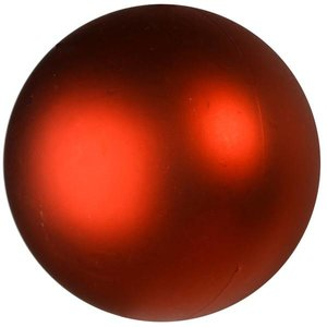 basis bal ca 10cm mat rood