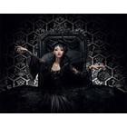 Koningin zwart