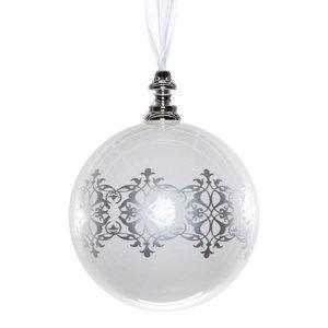 Marcel Wanders 3x kerstbal groot wit