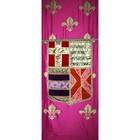Banier XXL lila
