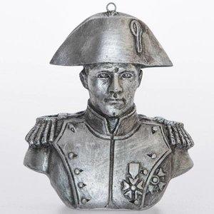 Napoleon buste zilver