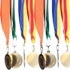 medaille lint groen wit