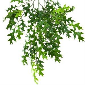 Tak met groen blad