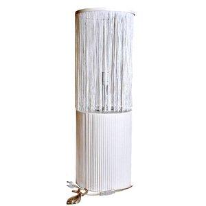 Lamp wit Edward van Vliet