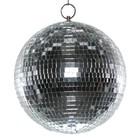 discobal maat XL 50cm zilver