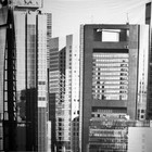 Doek Tokyo ca 225 x 225cm