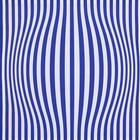 doek blauwe streep cirkel, ca. 225 x 225cm