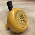 Fietsbel geel